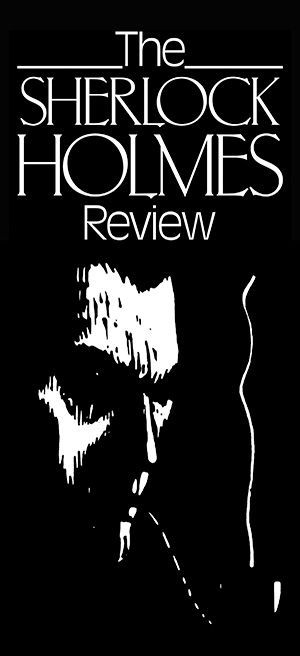 Sherlock Holmes Review Graphic